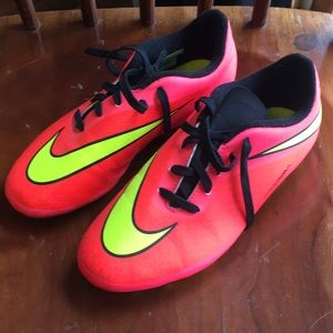 Youth Nike Hypervenom Phade Soccer Cleats